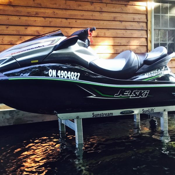 Sunstream Boat Lifts - Brad Hutchinson Sales and Service